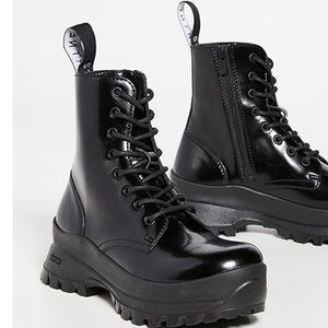 Stella McCartney Trace Lug Sole Boots